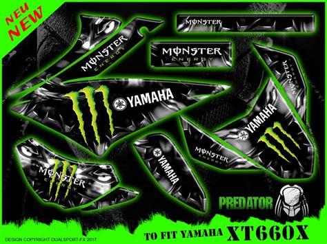 Aufkleber Yamaha Xt 660 X by Yamaha Xt 660 X Rockstar Dekorsatz Stickers