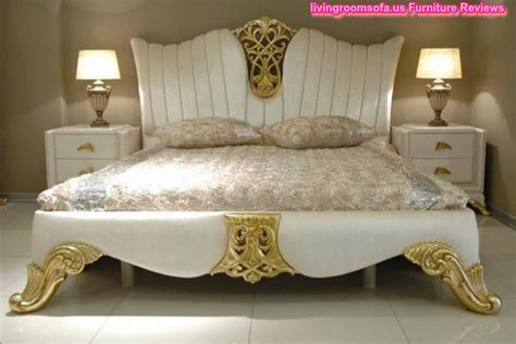 classic white bedroom furniture white golden classic bedroom designs