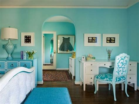turquoise room ideas 55 cool turquoise decorating ideas shelterness