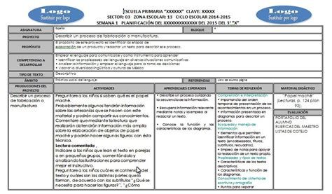 planeaciones cuarto grado bloque 1 primer bimestre ciclo escolar 2014 planeaciones del tercer grado del cuarto bimestre ciclo
