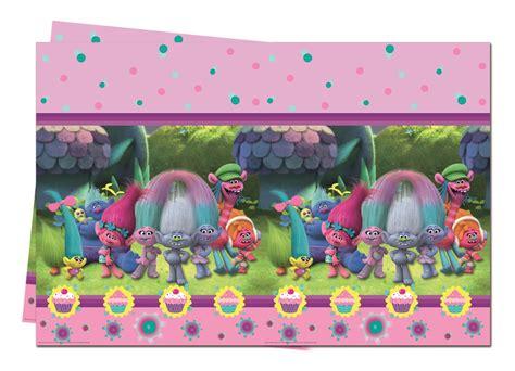 decoracion trolls mantel trolls fiestafacil tienda online de art 237 culos