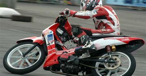 Harga Tune Vixion modifikasi honda supra x 125 drag race foto gambar