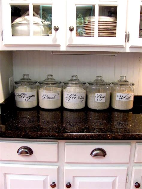 Flour Storage Ideas | 17 best ideas about flour storage on pinterest flour