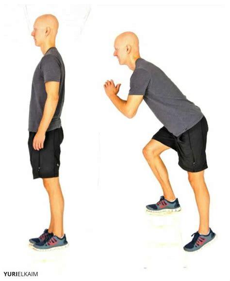 1 leg squat to bench the 25 minute full body bodyweight blast workout yuri elkaim