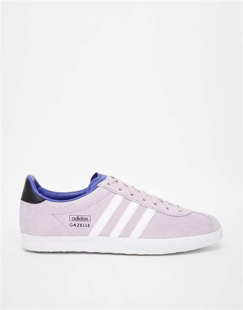 Adidas Sneakers Gazelle Putih Modis Pria adidas originals gazelle og bliss purple trainers at asos
