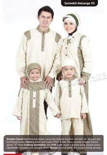 Koko Farel baju busana muslim trendy busana muslim family