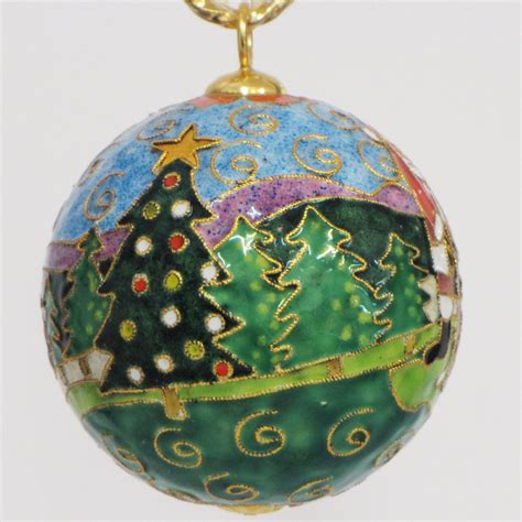 Handcrafted Ornaments - handmade golf ornament golfgifters