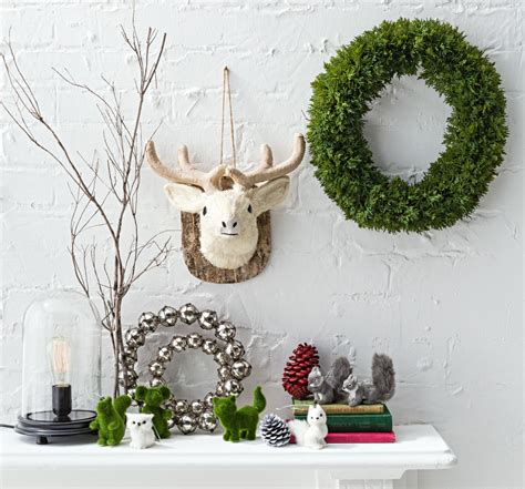 deck the halls with christmas decorations from domayne