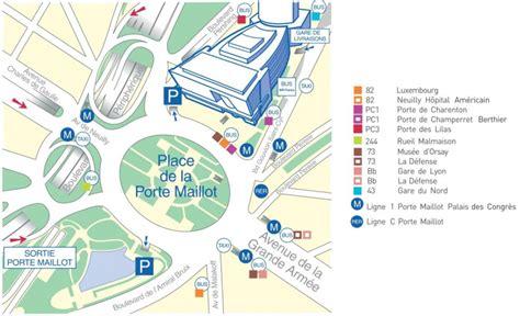 porte maillot metro map venir au congr 232 s drupal