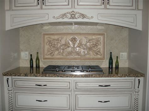 decorative backsplashes kitchens installations andersen ceramics