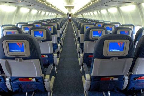 Delta Airlines Interior by Scroll A Ways Then I