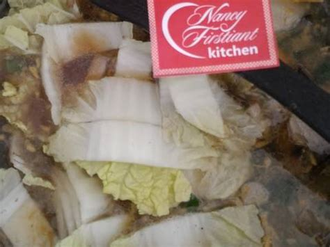 Step By Step Tumisan Dengan Daging Babi Winata 1 resep sup brenebon babi oleh nancy firstiant s kitchen
