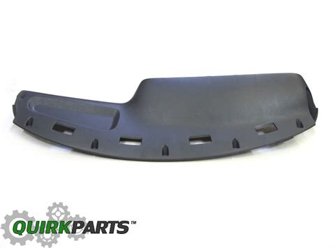 1994 dodge ram 1500 dashboard replacement 1994 1997 dodge ram dash panel instrument top gray mopar