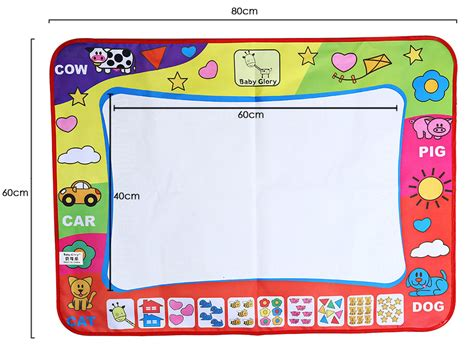 water painting doodle mat malaysia children aqua doodle drawing toys 1 painting mat and 2