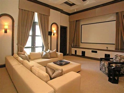 media room design charming media room design ideas with modern design home