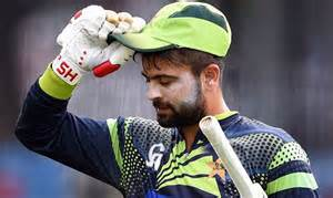 ahmad shahzad lands in trouble again