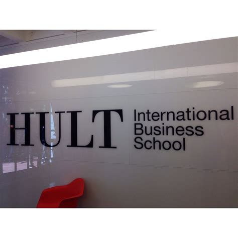 Mba Salary San Francisco by Lobby Entrance Hult International Business School