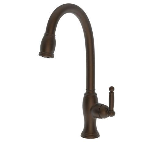 newport brass kitchen faucet newport brass 2510 5103 07 english bronze nadya single