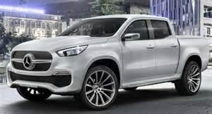Mercedes Truck Price Mercedes X Class Up Truck Specs Release Date