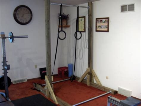 diy free standing pull up bar 13 best images about pull up bar on