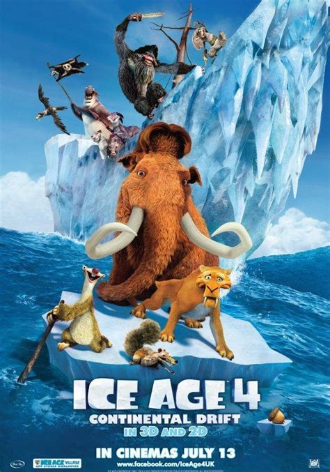 ice age 4 continental drift dvd ice age continental drift 2012 filmaffinity