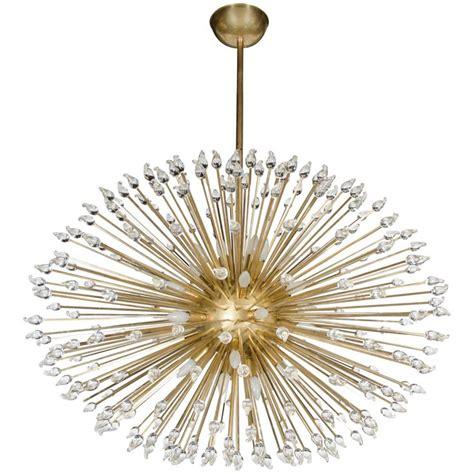 Sputnik Chandelier Lowes Mid Century Modern Sputnik Chandelier With Handblown Murano Glass Teardrops Modern Modern