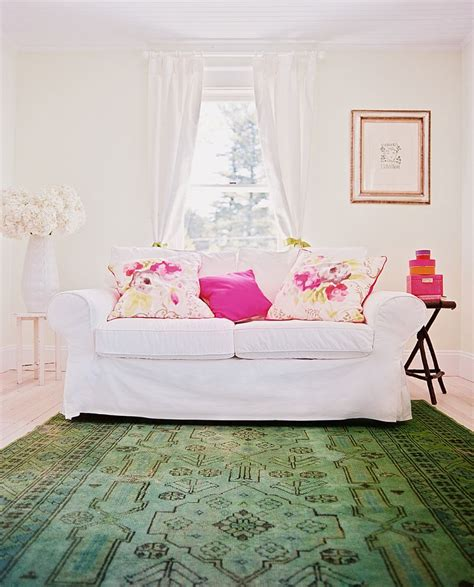 green living room rug 10 rooms with overdyed rugs