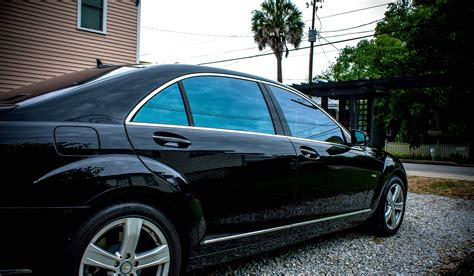 color window tint colored window tint cars