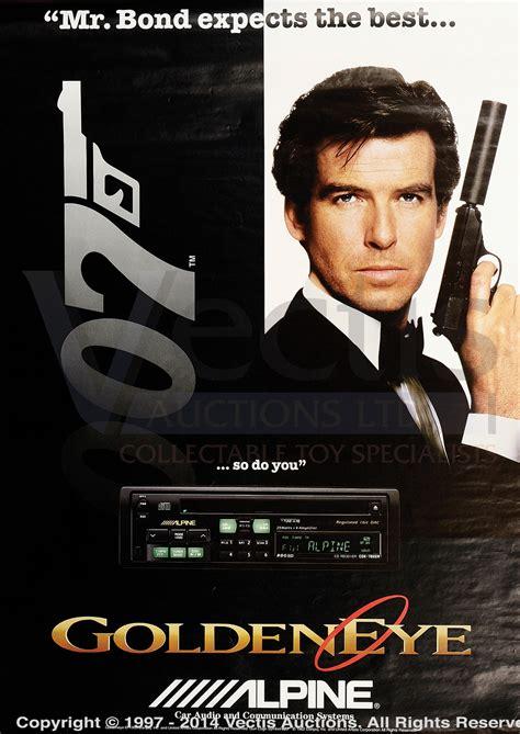 film semi james bond film and tv posters memorabilia james bond vectis
