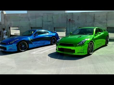 chrome wrapped cars compilation all colors mirror blue green pink gold