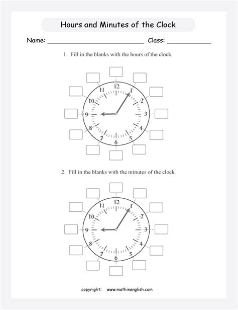 clock worksheets nearest 5 minutes time worksheets 187 time worksheets nearest 5 minutes free