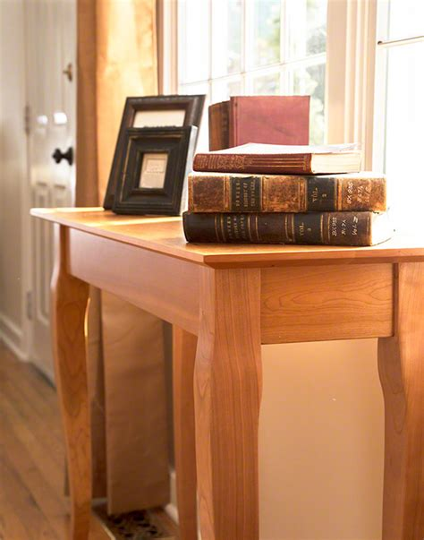 Country Sofa Table by Country Sofa Table Vermont Woods Studios