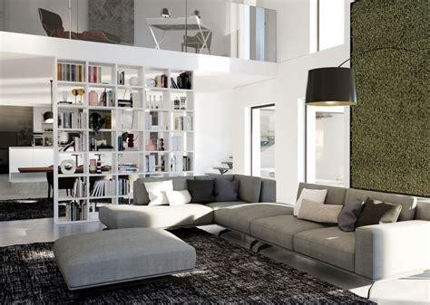 Libreria Salotto E Soggiorno - le librerie componibili da soggiorno 20 modelli con tante