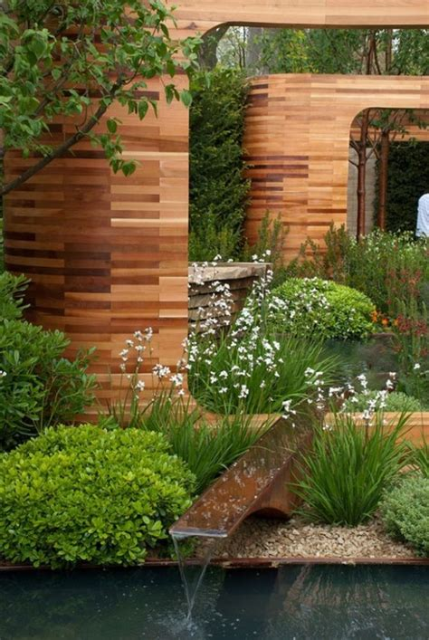 cool garden ideas 67 cool backyard pond design ideas digsdigs