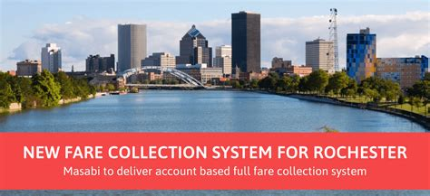 masabi to deliver account based fare collection system to rochester new york masabi