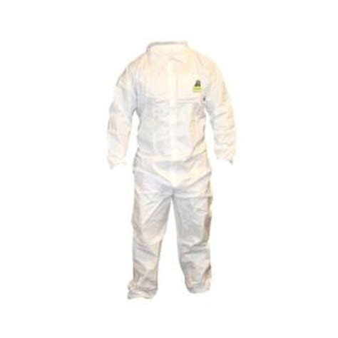 home depot paint jumpsuit cordova defender ii microporous white s xl 2 layer