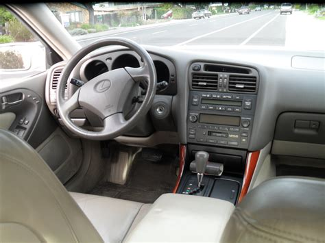 1999 Lexus Gs300 Interior by 2000 Lexus Gs 300 Interior Pictures Cargurus