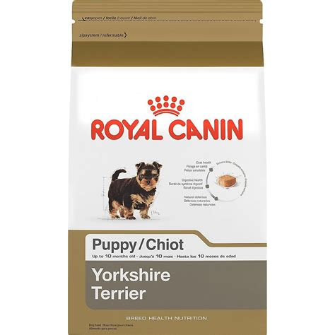 royal canin for yorkies alimento para perro royal canin terrier puppy maskota