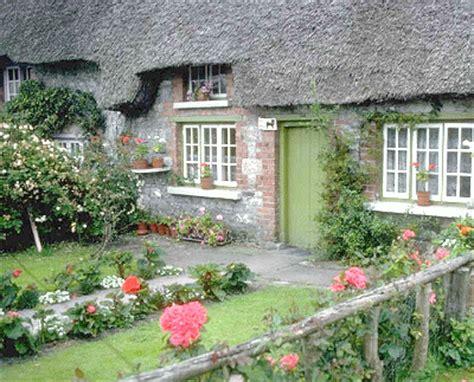 english cottage herb garden