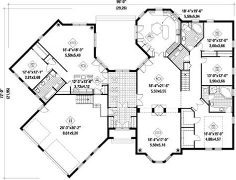 house plans with inlaw quarters 1000 images about exteriors and floor plans on