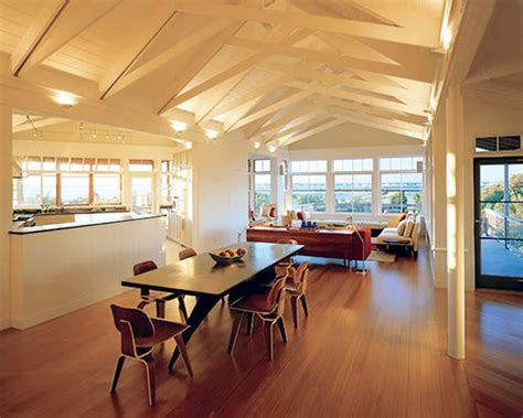 open beam ceiling