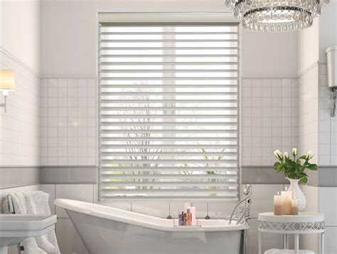 White Bathroom Blinds by How To Choose The Right Window Blinds For Your Bathroom Or