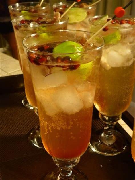 Happy Hour Pomegranate Cosmo by Pom Wonderful Week Begins With Happy Hour Pomegranate