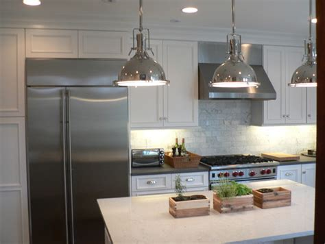 Kitchen Industrial Lighting What Is The Make And Model Of The Industrial Pendant Lighting Great Looking Kitchen