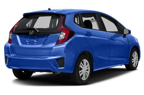 hatchback cars 2016 2016 honda fit price photos reviews features