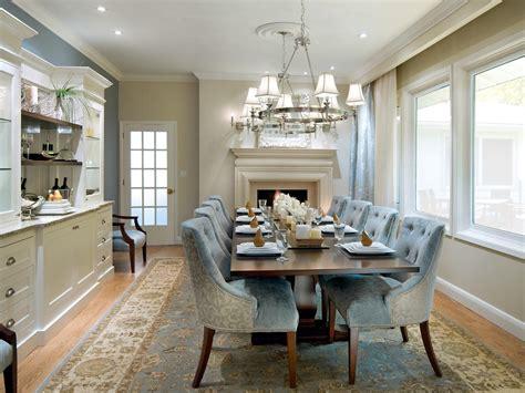 turn  empty space   divine dining room hgtv