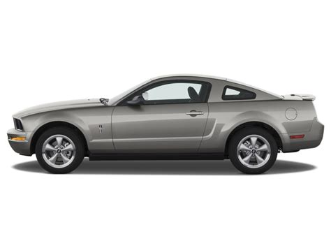 how to learn about cars 2009 ford f series transmission control image 2009 ford mustang 2 door coupe premium side exterior view size 1024 x 768 type gif