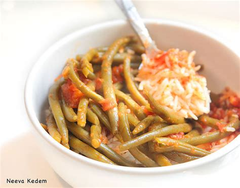 protein rich meal idea   cancer diet green beans