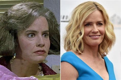 elisabeth shue now and then elisabeth shue comparing old age makeup to the real
