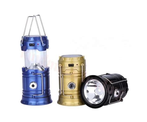 Solar Emergency Light With Mobile Charger Virat Led Solar Emergency Light Lantern Upto 60